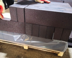 杭州电熔半再结合镁铬砖